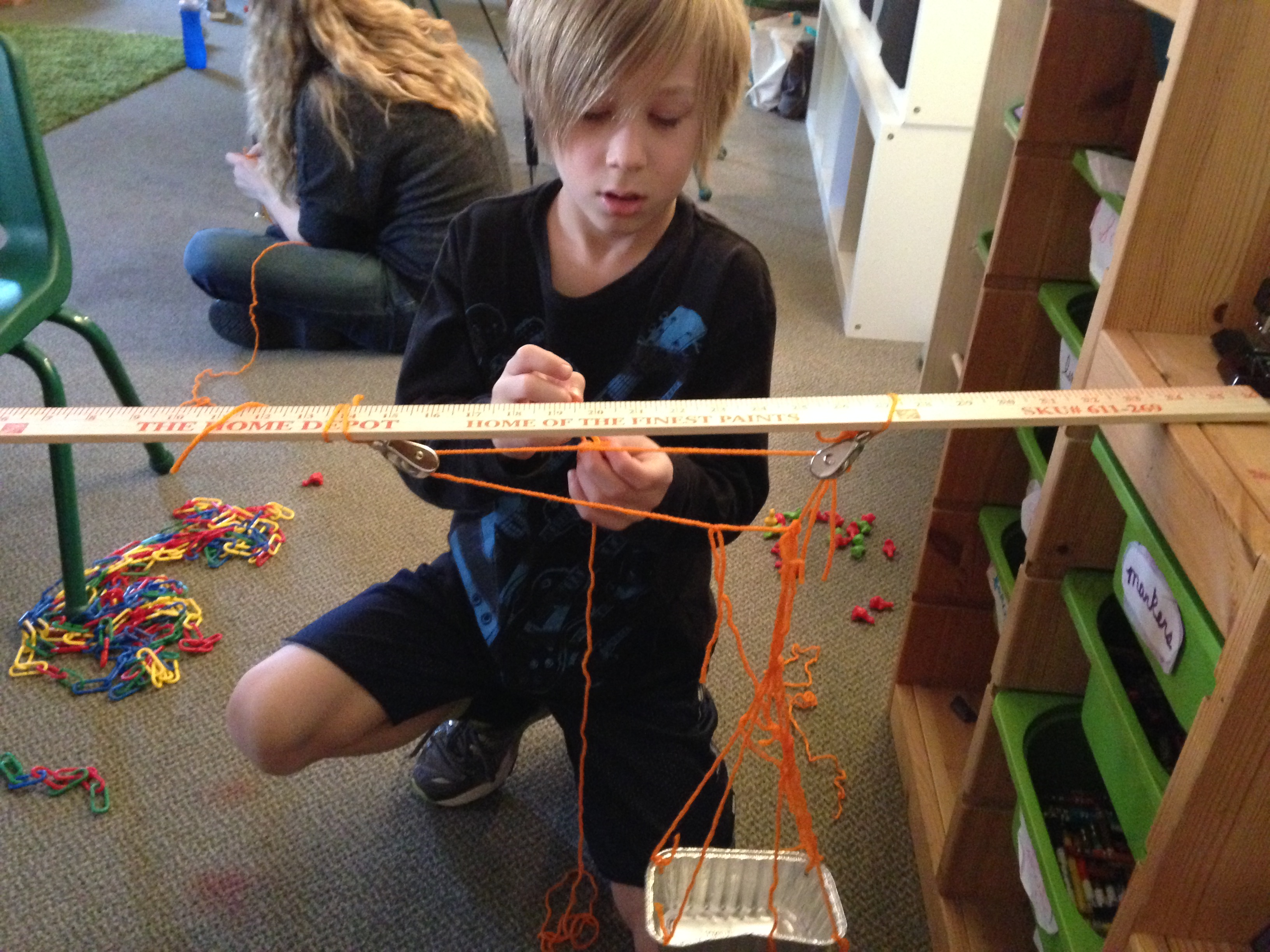 How Does A Pulley Make Work Easier : What s new with the beta crew ahb community school